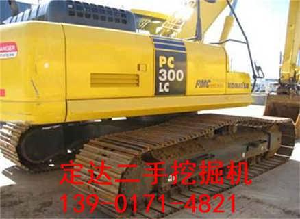 顶一顶二手小松挖掘机300-7出售/买卖/交易模式