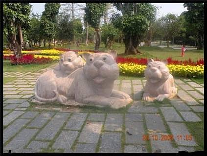 是中国传统文化的中药部分,有12种源于自然界的动物组成,既石雕鼠