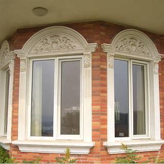 供应河南窗套定制 欧式窗套 水泥