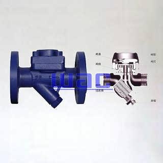 s49h圆盘式疏水阀图片