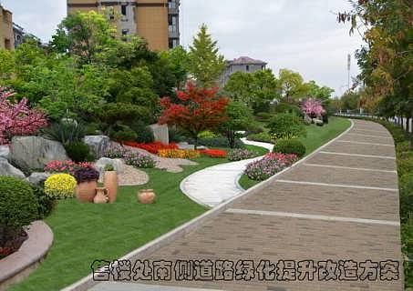 青岛莱西园林景观设计