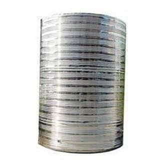 圆柱形保温水箱,中威水箱,圆柱形保温水箱图片
