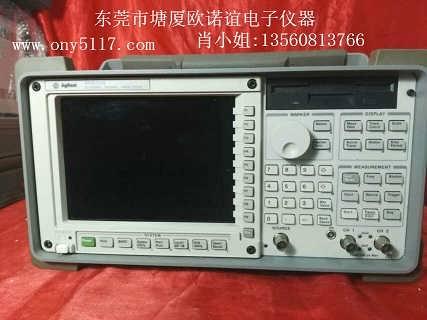 十一劲爆35670A信号分析仪