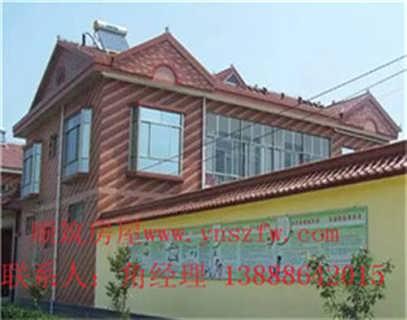 专业轻型钢结构别墅建造,农村自建房规划设计.