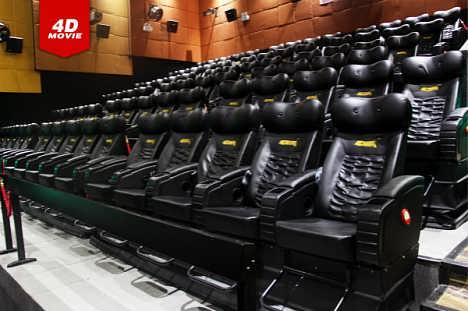 4D座椅厂家 幕维告知你的多方面用法