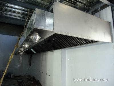 通风管道,空调制冷安装,厨房排烟,排油烟罩,消音除尘,管道保温,油烟