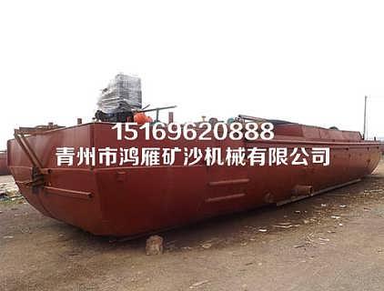 中天沙船模型制作