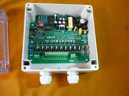 jmk无触点脉冲控制仪安装接线方法