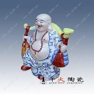 景德镇陶瓷雕塑 工艺品摆件 艺术品家居摆设 送朋友礼品图片