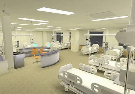钱眼首页 商机库 建筑房产 装饰设计与施工 > icu重症监护室设计施工