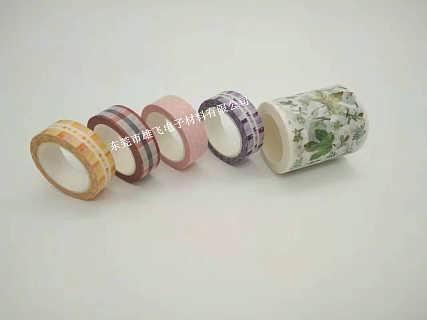 东莞和纸胶带定制在建筑行业中的应用