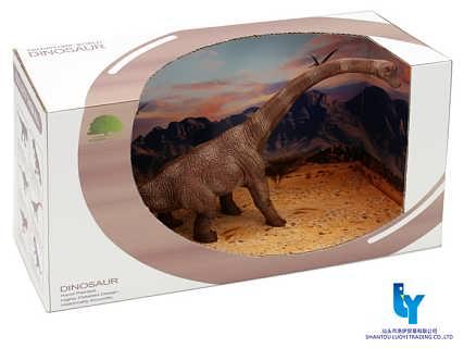 厂家直销仿真恐龙玩具模型梁龙-汕头市洛伊贸易有限公司