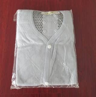 百步健磁疗马甲 涂点自发热马甲 老年人保暖马甲-天津市元和康会销礼品有限公司
