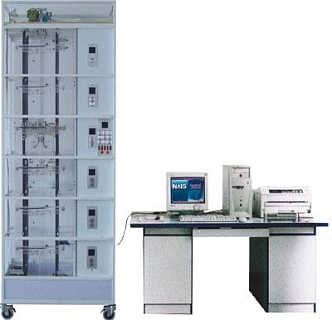 六层透明仿真教学电梯模型教学电梯模型北京环科联东优质服务