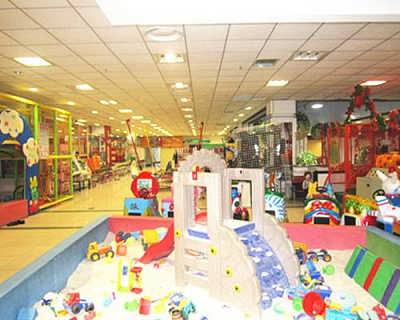 儿童乐园厂家容天科技儿童乐园开儿童乐园投资多少