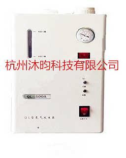 杭州沐昀高纯氢气发生器QL-200A制氢设备SPE电解纯水制氢