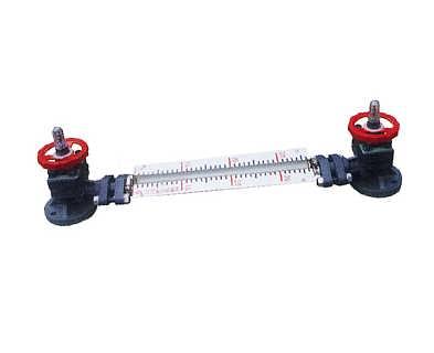 双色液位计厂家 玻璃管液位计价格 法兰液位计型号
