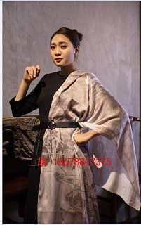 丝巾制作_丝巾定制_国蕴丝绸-山东嫘祖文化传播有限公司