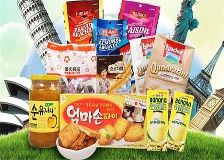 上海食品进口清关费用流程