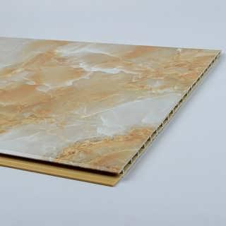 生态木快装墙板 竹木纤维护墙板墙裙吊顶防水阻燃集成