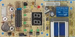 电饭煲控制板开发 软硬件设计 PCBA电路板方案开发定制 研发