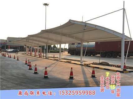 山东汽车停车棚/济南充电桩遮阳棚/青岛膜结构厂家