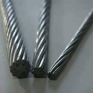 镀锌钢绞线厂家钢绞线分类