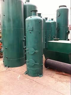 环保小型直烧生物质立式蒸汽锅炉