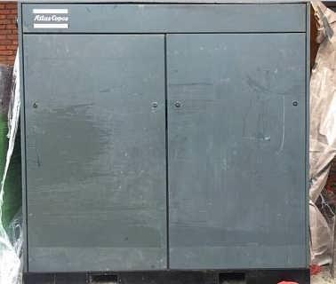 艾尔曼螺杆机SMS100A租赁武汉空压机出租