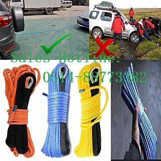 缆绳、汽车绞盘绳、八股绳、尼龙绳