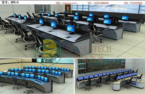梧州监控室工作台/监控室控制台销售公司