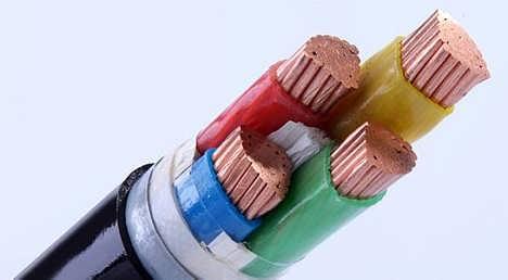 天津市津猫线缆厂 ZRVV22阻燃交联钢带铠装电力电缆
