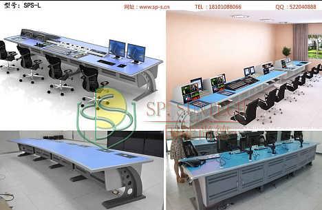 铁岭监控室工作台/监控控制台生产厂家