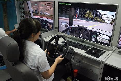 电脑智能汽车模拟器价格