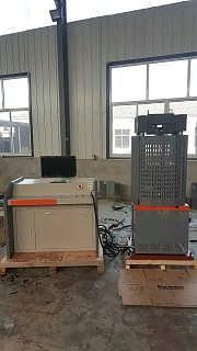 电液伺服万能试验机正确的养护方法-无锡华锡建材试验仪器有限公司