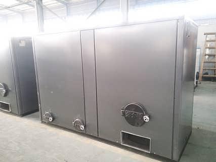 浴室桑拿房热水锅炉60万大卡-浙江绿野生物质锅炉科技有限公司