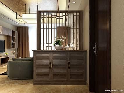 中式风格鞋柜,入户型鞋柜收纳柜-广州市诗尼曼家居有限公司