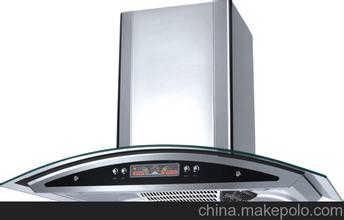 大吸力欧式顶吸油烟机做认证 中国能效 顶吸式吸油烟机
