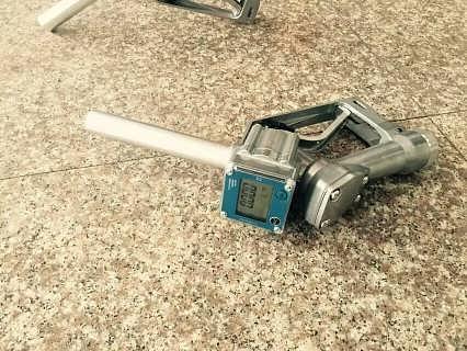 电子流量计量枪-济宁市德丰机械设备有限公司