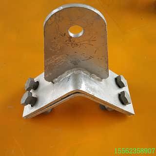 塔用耐张紧固夹具 角钢135耐张紧固件 光缆金具-曲阜利特莱通信器材有限公司