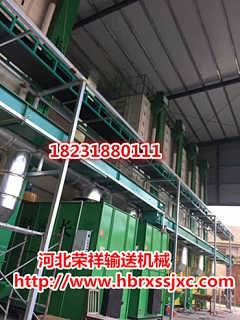 给大家推荐一款烘干塔专用的刮板输送机不仅质量好且价格实惠-河北荣祥输送机械制造有限公司