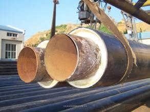 供应聚氨酯预制直埋管行业应用