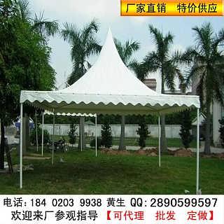 福州锥形篷★福清钢管锥形篷厂家直销