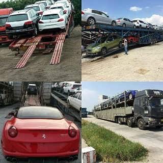 鸿宇物流汽车托运广州到西宁小轿车托运一个五星级公司-广州市鸿吉物流有限公司-