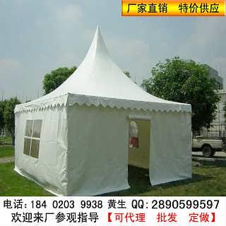 泉州欧式帐篷★漳州欧式尖顶篷生产销售