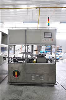 容恒轴研科技全自动轴承淋油甩干机-无锡容恒轴研科技有限公司