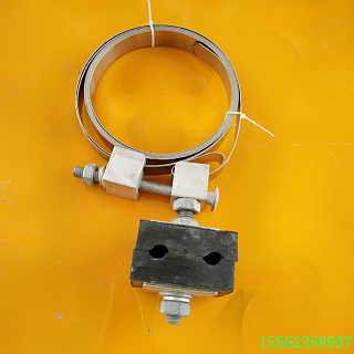 杆用ADSS光缆引下线夹 光缆引下金具型号规格