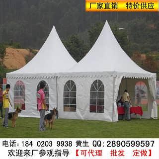 钢管经济欧式帐篷★铝合金尖顶篷销售