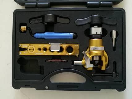 电动 铜管扩管器 扩口器扩喇叭口工具 制冷维修工具