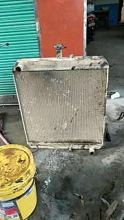 JCM907D水箱山重原装907水箱散热器